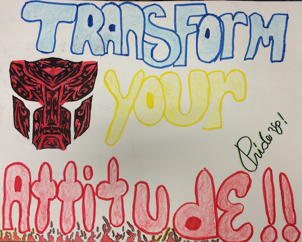 Transform Your Attitude