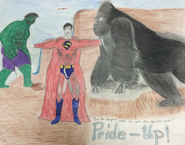 Pride Up