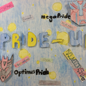 Mega Pride - Pride Up