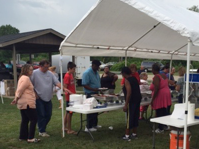 Vassar Community picnic