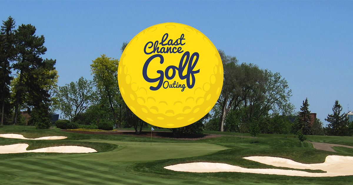 30th Last Chance Golf Outing