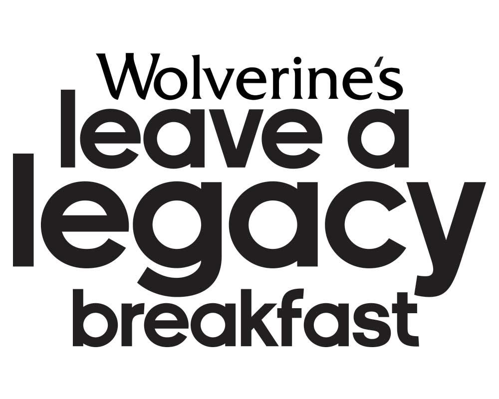 Leave A Legacy Breakfast