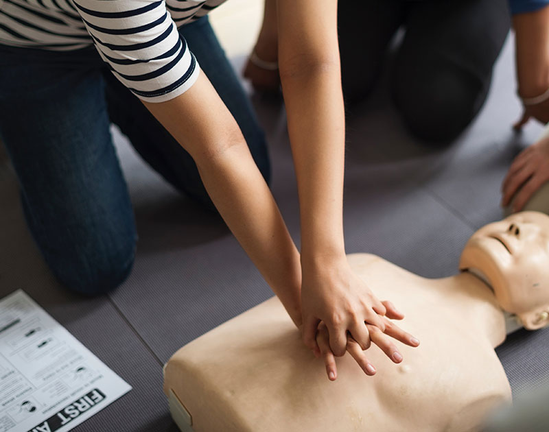 Bloomfield - CPR/FIRST AID External Training