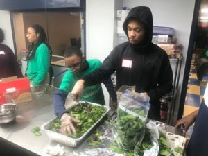 Saturday Soup Kitchen