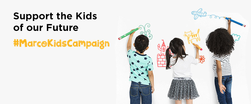 Marco Kid's Campaign