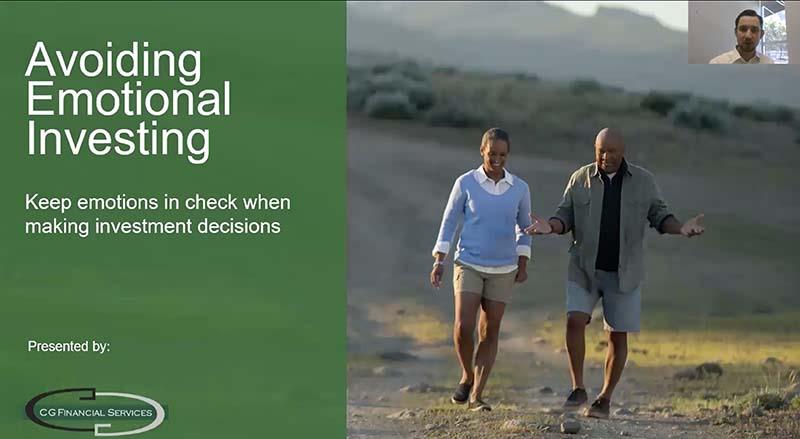 Avoiding Emotional Investing