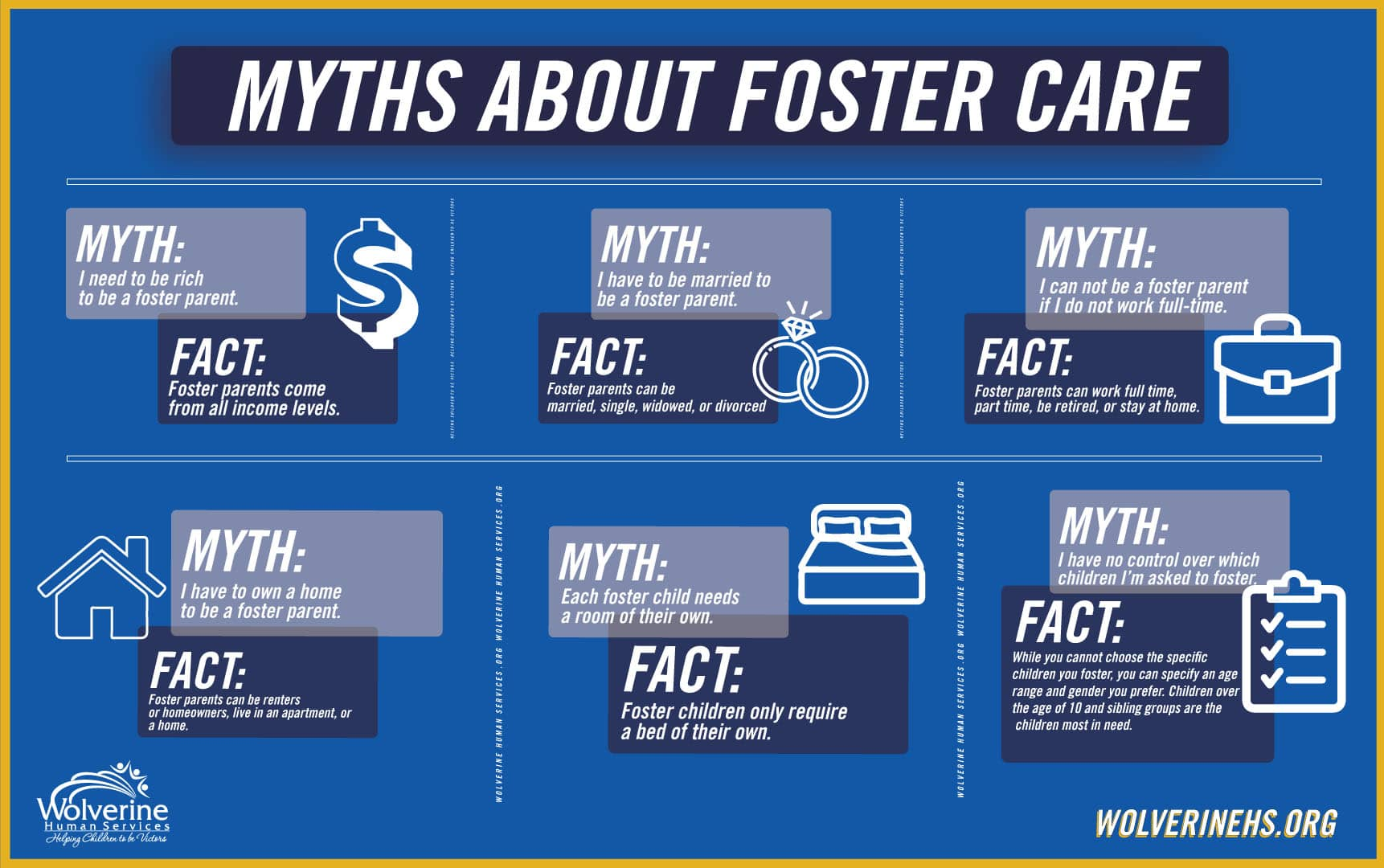 Myths About Foster Care