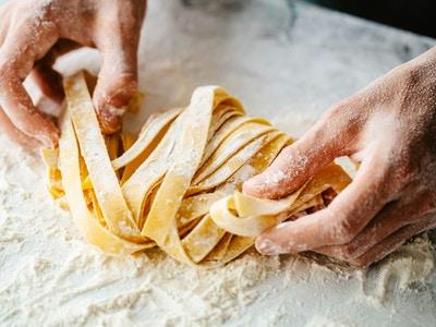 Pasta Making Fundrasier