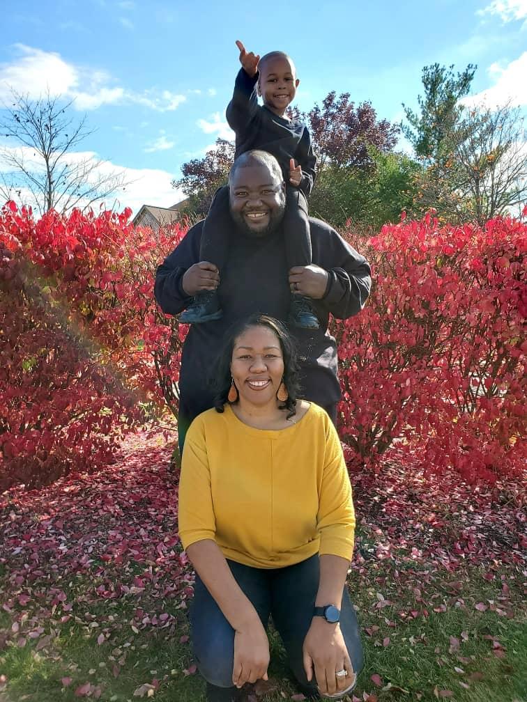 Moore Family Photo